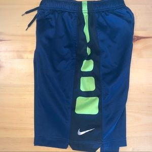 Boys Medium Nike Dark Navy Shorts